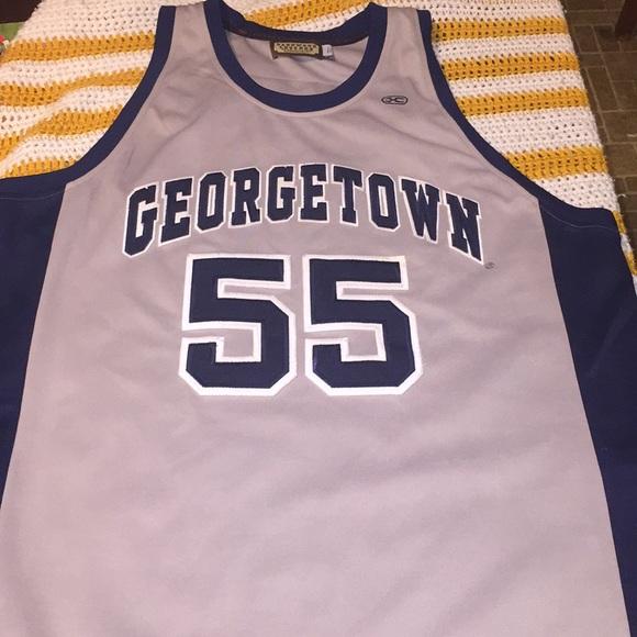 huge discount ae994 258b7 Georgetown Hoyas Jersey